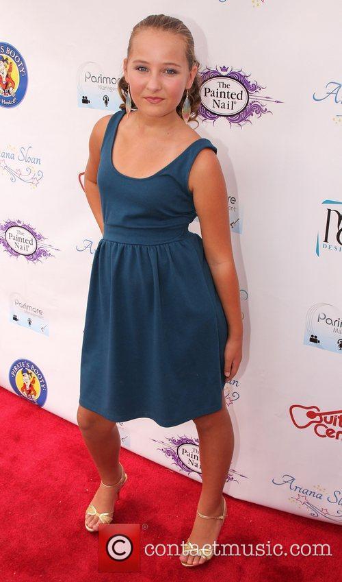 Skyla Rayne Ariana Sloan's Sweet 16th birthday party...