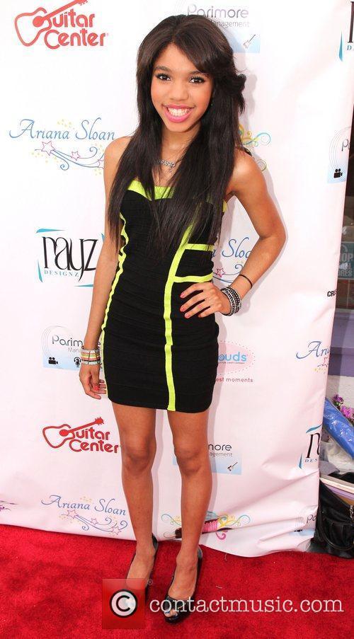 Teala Dunn Ariana Sloan's Sweet 16th birthday party...