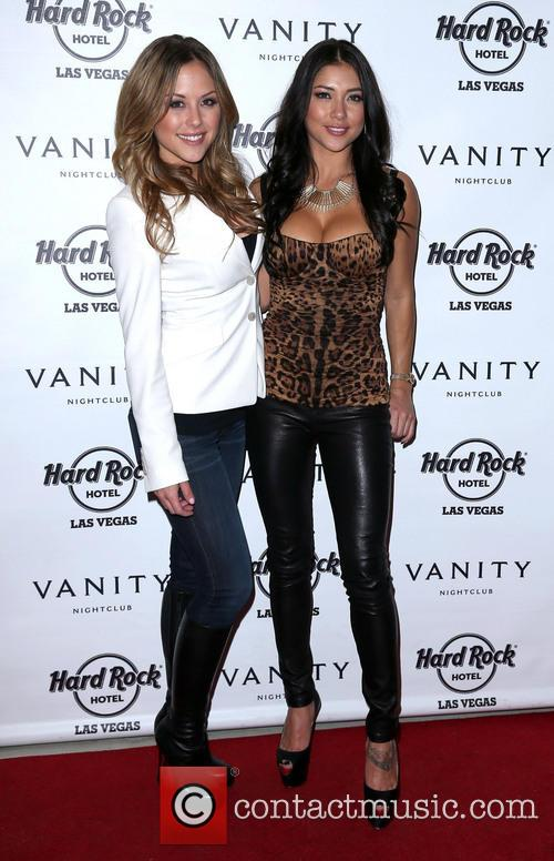 Brittney Palmer and Arianny Celeste 11