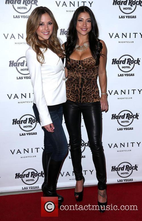 Brittney Palmer and Arianny Celeste 5