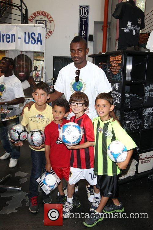 Solomon Kalou Professional football players from the English...