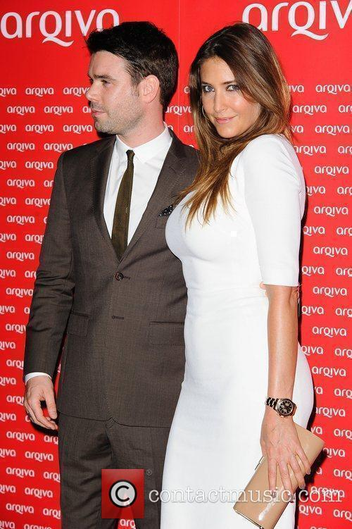 Dave Berry and Lisa Snowdon 2