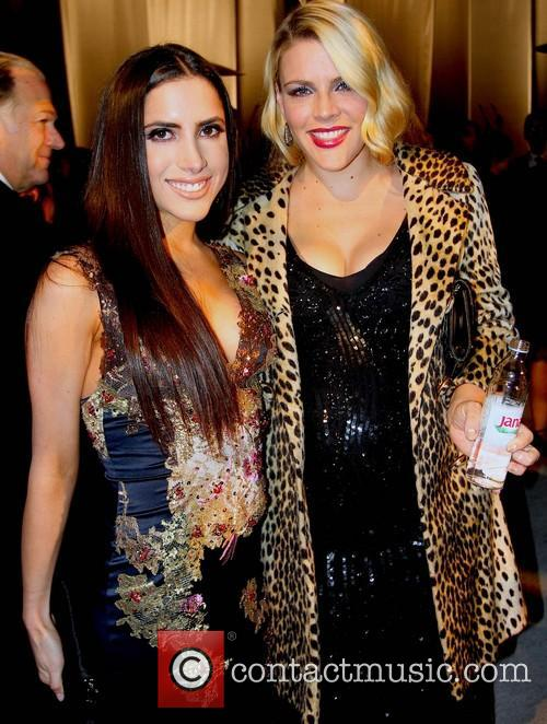 Busy Philipps and Caren Brooks 3