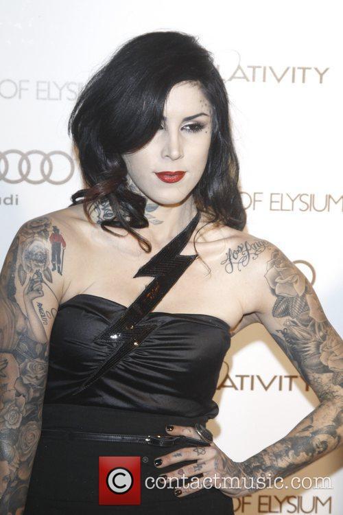 Kat Von D Tattoo Removal