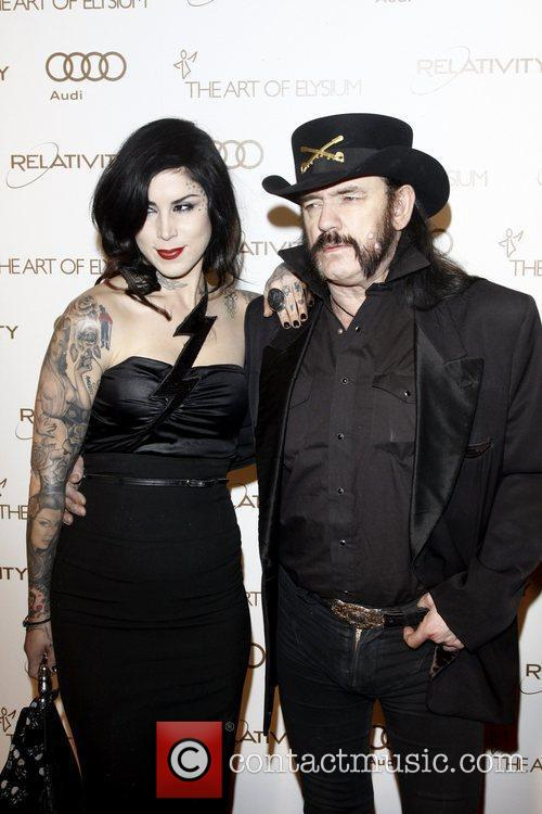 Kat Von D and Lemmy 4