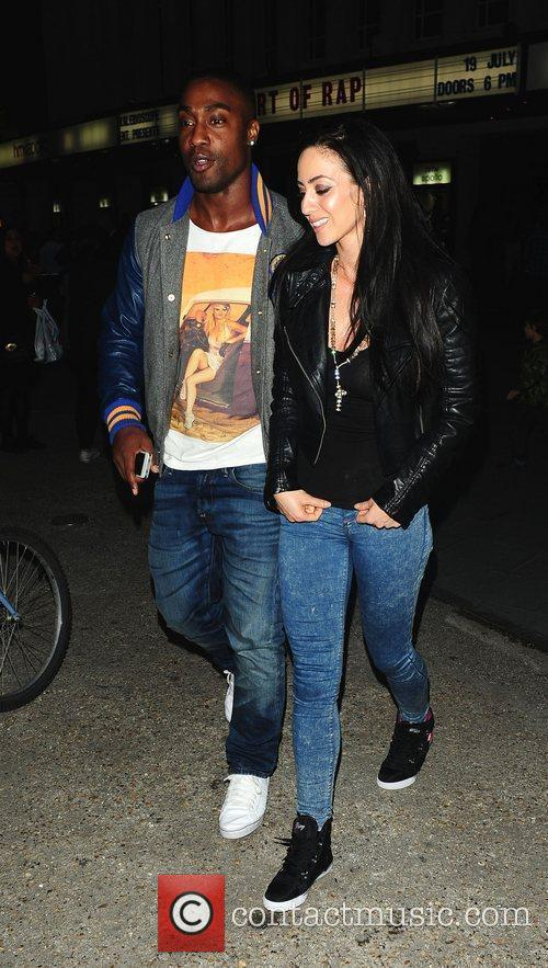 Simon Webbe and Hammersmith Apollo 1