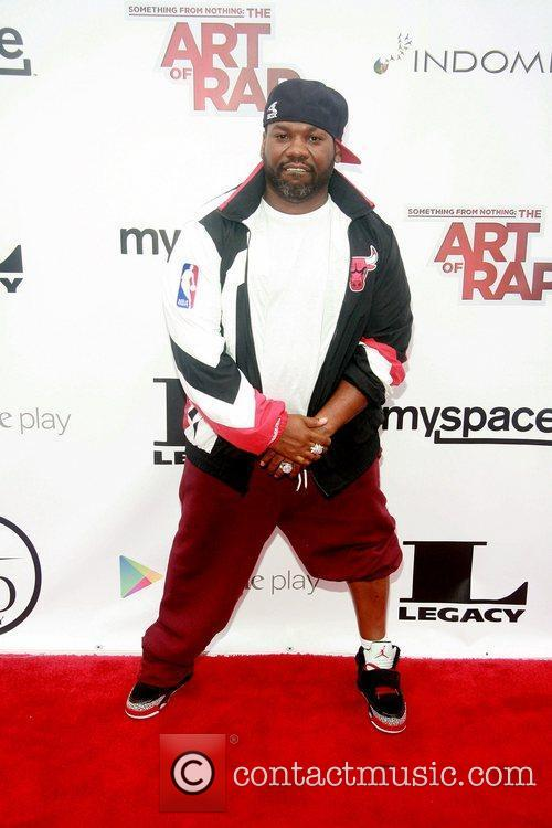 raekwon at the new york premiere of 3940686