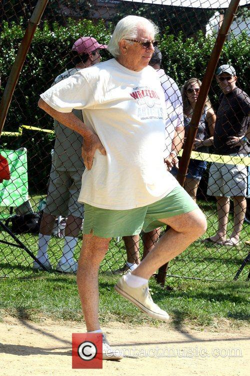 The 64th Annual Artists vs Writers Softball Game,...
