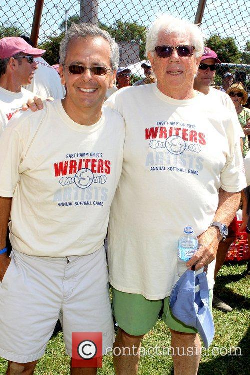 Mike Lupica and Carl Bernstein The 64th Annual...