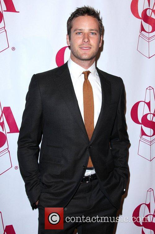 armie hammer casting society of americas 28th 4151174