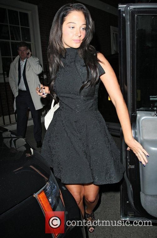 Tulisa Contostavlos, Arts Club and Mayfair 5