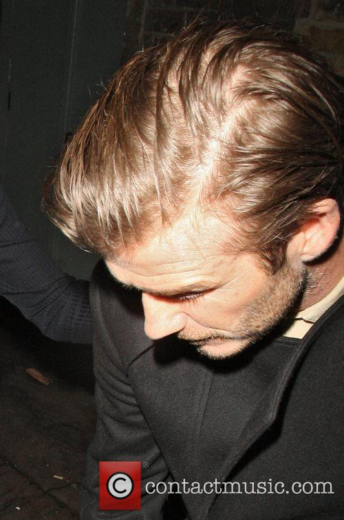 david beckham leaving the arts club in 3663509