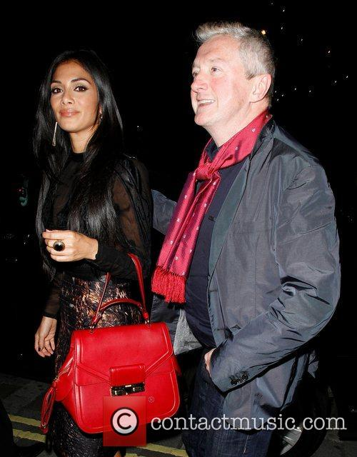 Louis Walsh, Nicole Scherzinger, Arts Club and Mayfair 3