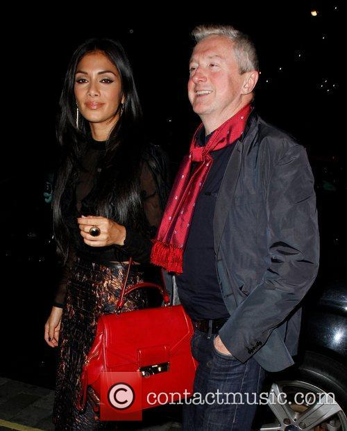 Louis Walsh, Nicole Scherzinger, Arts Club and Mayfair 2