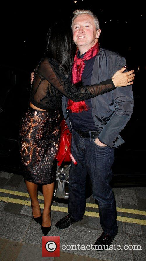 Louis Walsh, Nicole Scherzinger, Arts Club and Mayfair 5