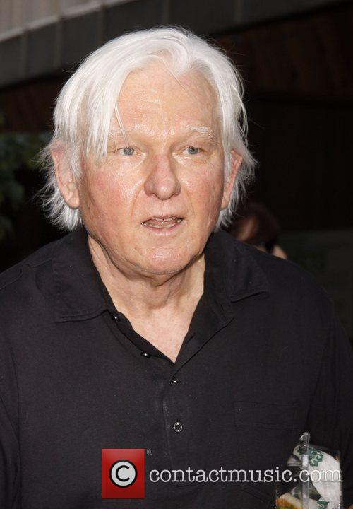 David Rabe  Opening night of The Public...