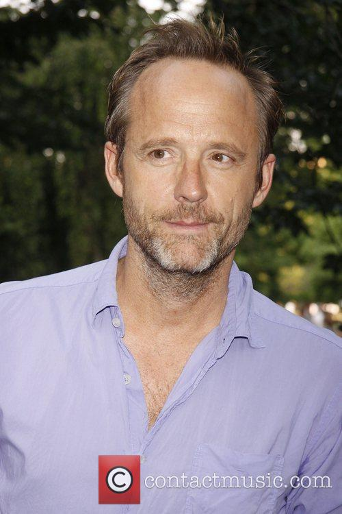 John Benjamin Hickey  Opening night of The...