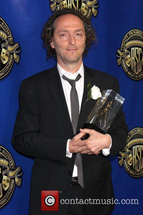 Emmanuel Lubezki The 2012 American Society of Cinematographers...