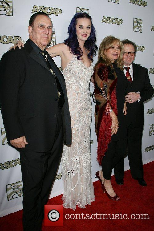 Ascap, Katy Perry and Paul Williams 2