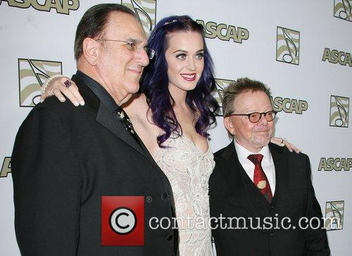 Ascap, Katy Perry and Paul Williams 3