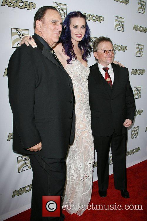 Ascap, Katy Perry and Paul Williams 1