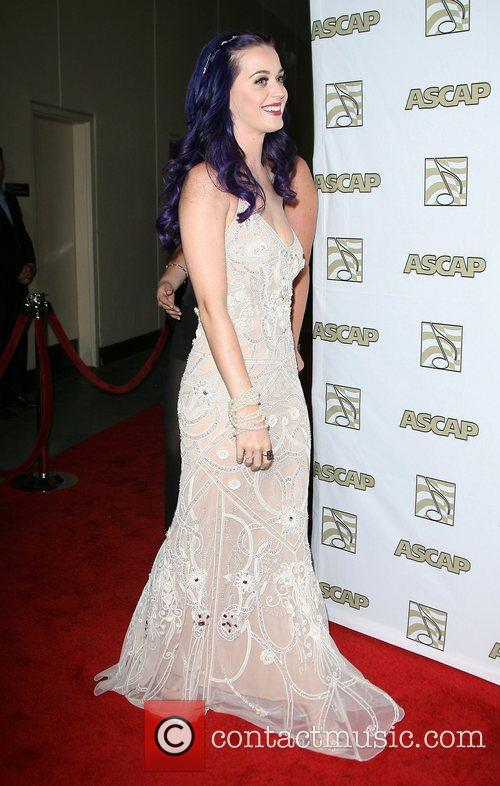 katy perry 29th annual ascap pop music 3834340