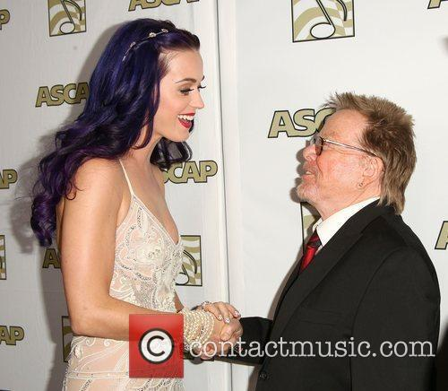 Katy Perry and Paul Williams 2