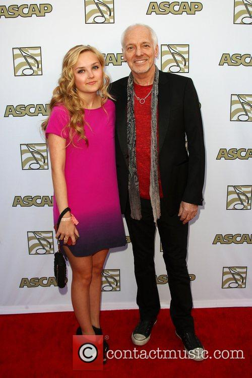 Mia Rose Frampton, Peter Frampton 29th Annual ASCAP...