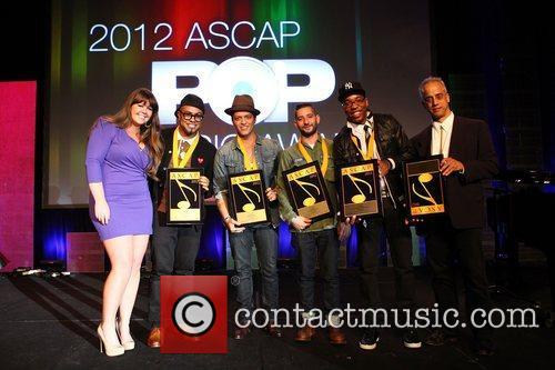 Bruno Mars 29th Annual ASCAP Pop Music Awards...