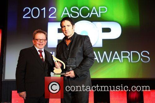 Trent Reznor 29th Annual ASCAP Pop Music Awards...