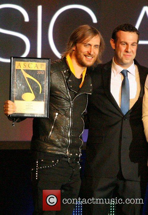 David Guetta 29th Annual ASCAP Pop Music Awards...