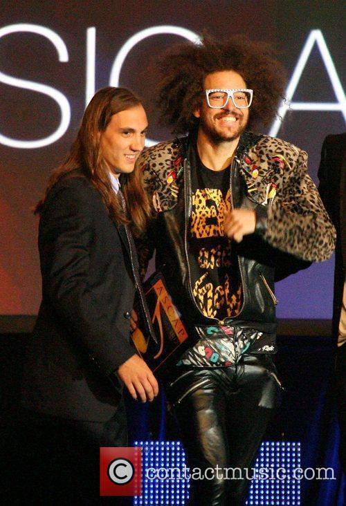 Stefan Redfoo Gordy 29th Annual ASCAP Pop Music...