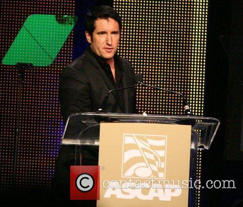 trent reznor 29th annual ascap pop music 5827775