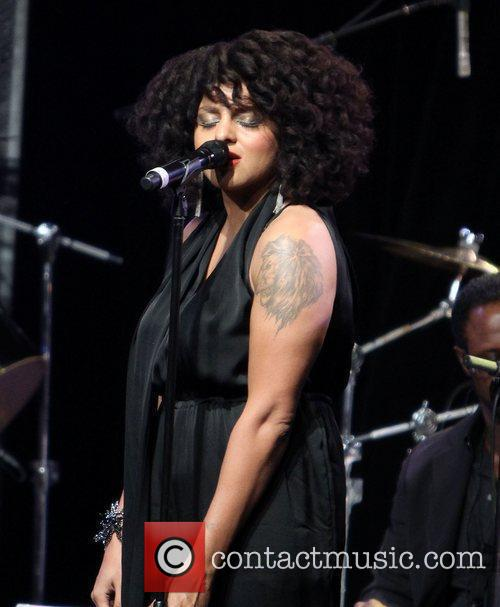 Marsha Ambrosius and Beverly Hilton Hotel 5