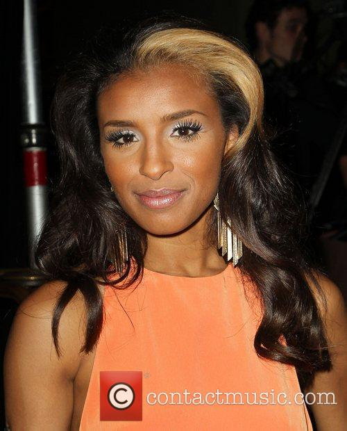 Melody Thornton and Beverly Hilton Hotel 1