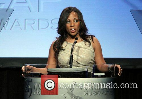 Nicole George 2012 ASCAP Rhythm & Soul Music...