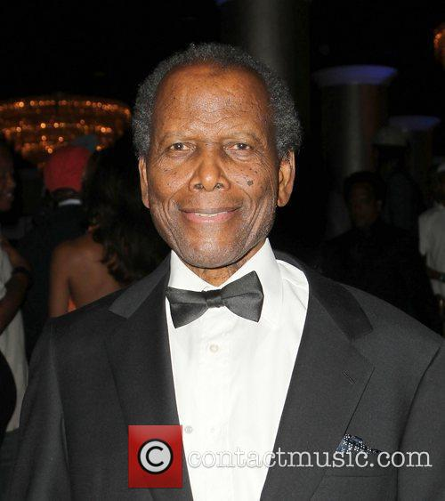 Sidney Poitier and Beverly Hilton Hotel 1