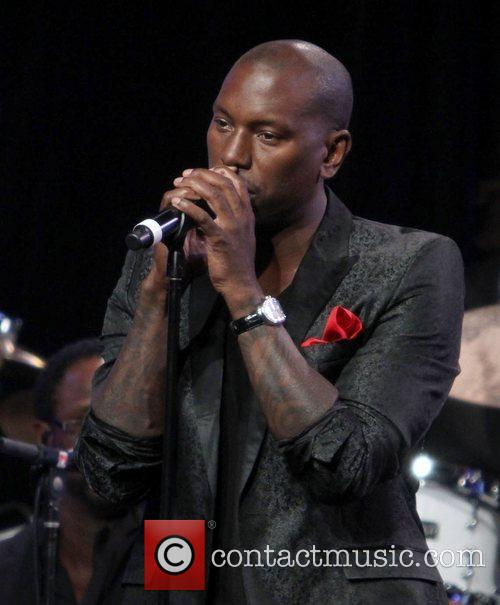 Tyrese Gibson and Beverly Hilton Hotel 2