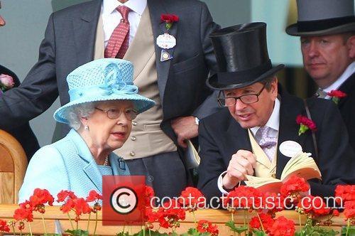 queen elizabeth ii royal ascot at ascot 3952282