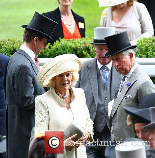 Prince Charles and The Duchess Of Cornwall 3