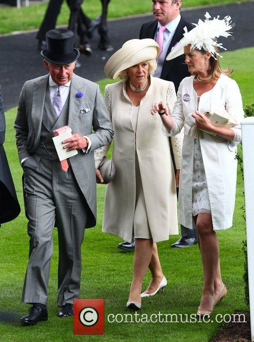 Prince Charles and The Duchess Of Cornwall 1