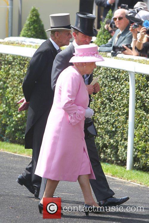 Queen Elizabeth II Royal Ascot at Ascot Racecourse...