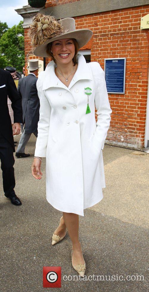 Emma Forbes Royal Ascot at Ascot Racecourse -...
