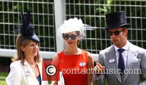 Jenson Button and Royal Ascot 2