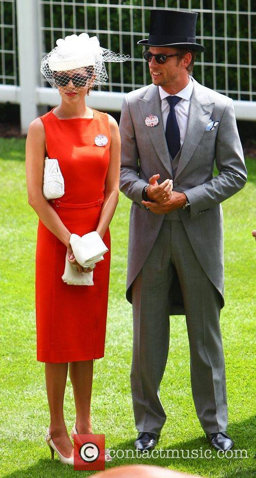 Jenson Button and Royal Ascot 4