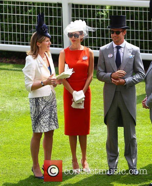 Jenson Button and Royal Ascot 5