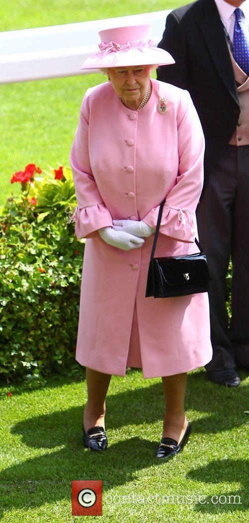 Queen Elizabeth Royal Ascot at Ascot Racecourse -...