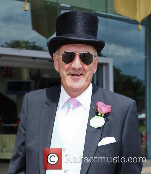 Russ Abbott Royal Ascot at Ascot Racecourse -...