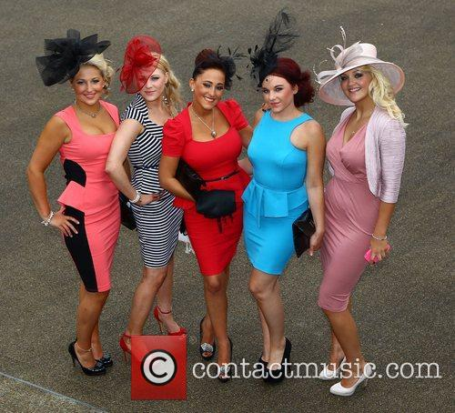 Guests Royal Ascot at Ascot Racecourse - Ladies...