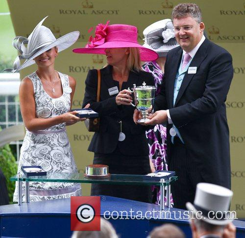 Katherine Jenkins Royal Ascot at Ascot Racecourse -...